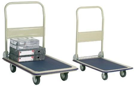 Lightweight Foldable Steel Trolley
