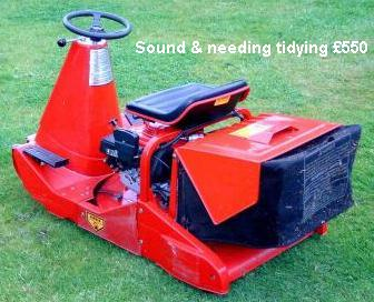 How to Repair a Seized Lawnmower Engine | eHow.co.uk