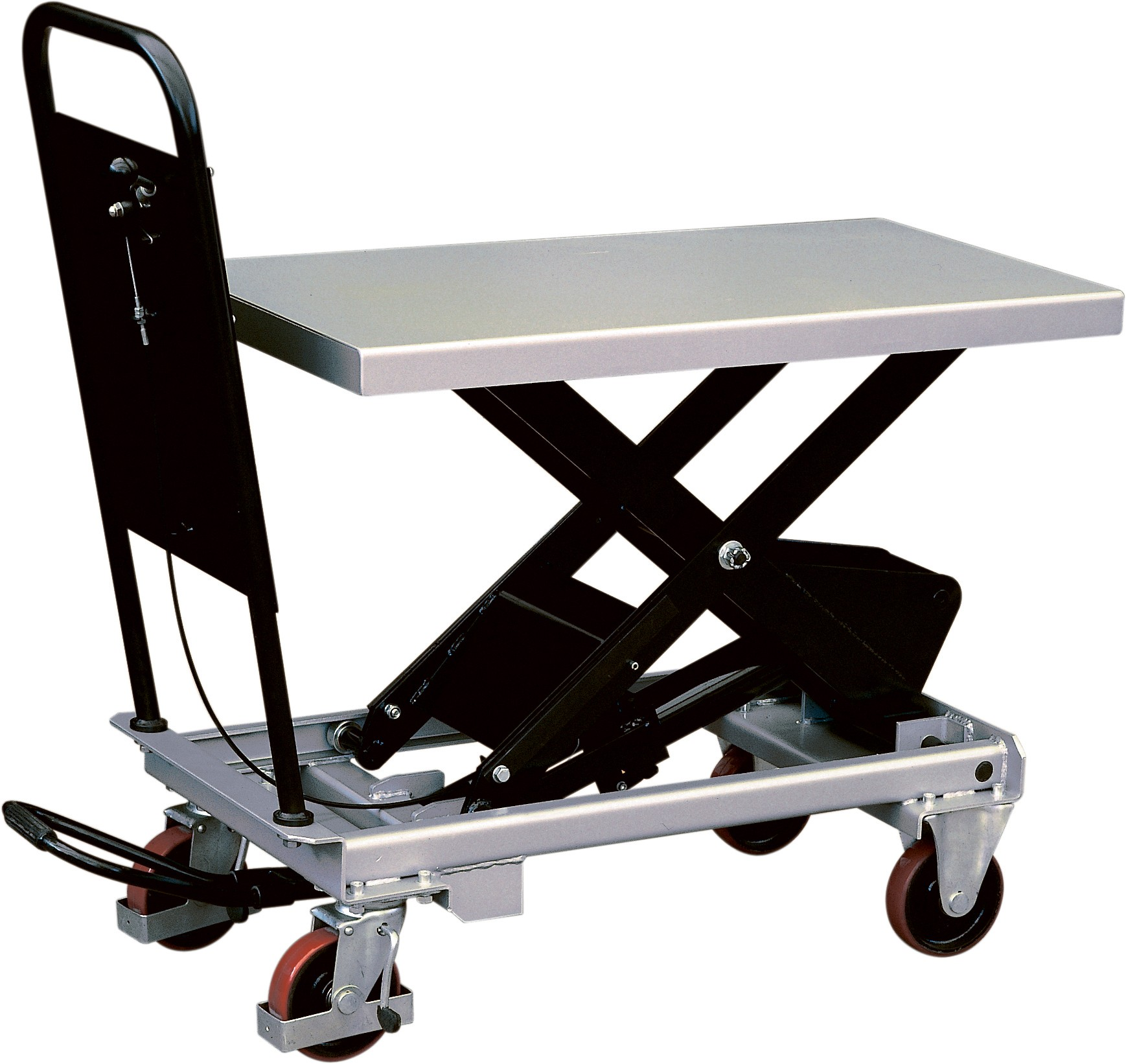 500KG Mobile Lift Table - BS50