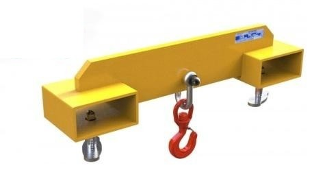 Forklift Adjustable Hook
