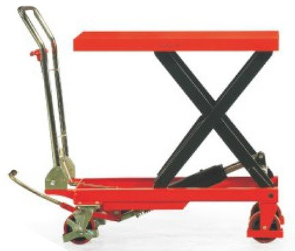 Manual 150KG Scissor Lift Table