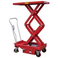 Electric Double Scissor Lift Table