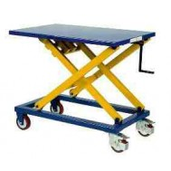 Economy Manual Mobile Lift Tables