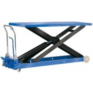 Large Platform Scissor Lift Table
