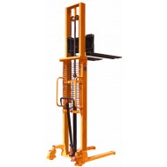 Manual Hand Pump Stacker