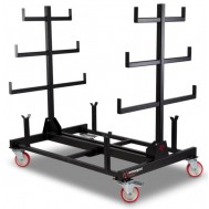Mobile Piperack Trolley