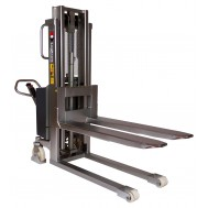 Stainless-Semi Electric Stacker