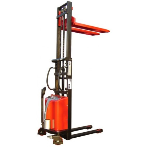 1000KG ELECTRIC LIFT PALLET STACKERS - LTKIE RANGE - FROM £2295 (3-5 DAY LEAD TIME)