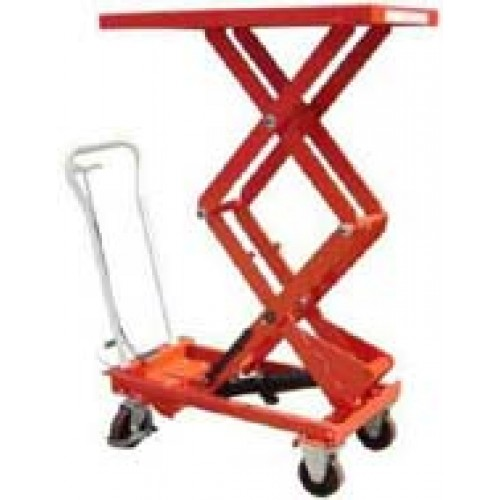 Double Mobile Scissor Lift Table - LTBSL50D - £617 (3-5 Day Lead Time)