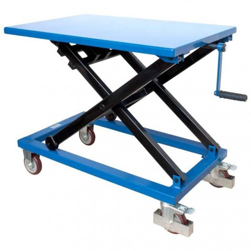 ECONOMY MANUAL MOBILE LIFT TABLES - ERGOLT RANGE - FROM £379 (5-7 DAY LEAD TIME)
