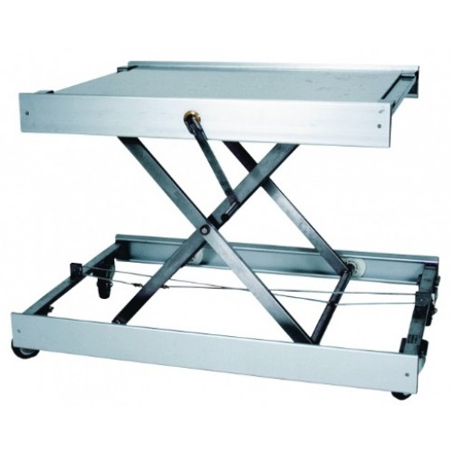 Manual Stainless Steel Lift Table - SX-175 - just £338 (7-10 Day Lead Time)