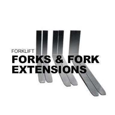 Forklift Forks / Fork Extensions