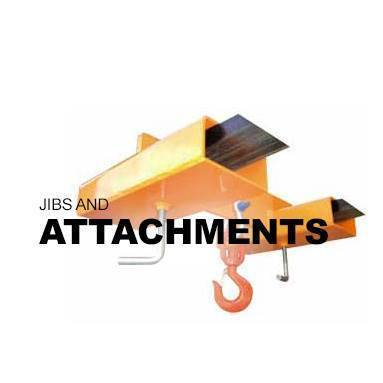Jibs and attachments