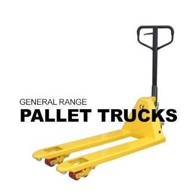 General Range Pallet Trucks
