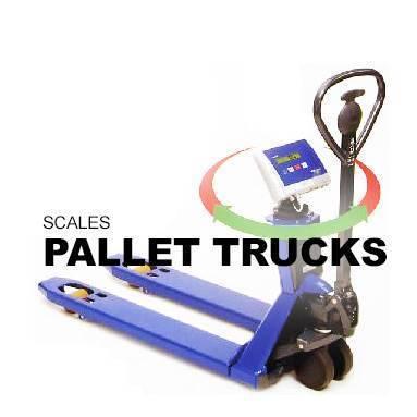 Scales Pallet Trucks