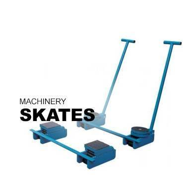 Machinery Skates