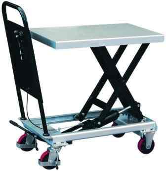 250KG Mobile Lift Table