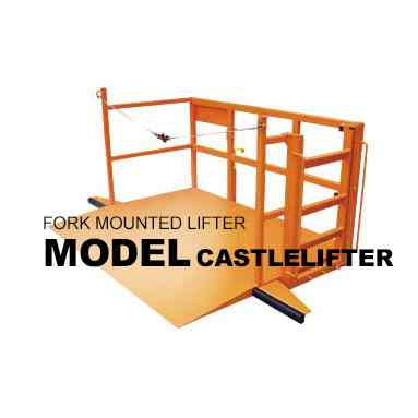 Fork Mounted Load Lifter