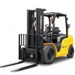 Diesel 4-Wheel Counter Balance Forklift Truck 3.5 - 5.0 tonnes