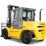 Diesel 4-Wheel Counter Balance Forklift Truck 5.0 - 8.0 tonnes