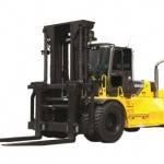 Diesel Heavy Duty 4-Wheel Counter Balance Forklift Truck 25.0 tonnes