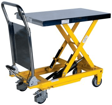 Ultra Heavyweight Mobile Lift Table