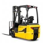 Electric 3-Wheel (48 V) Counter Balance Forklift Truck 1.5 - 2.0 tonnes
