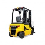 Electric 4-Wheel (48 V) Counter Balance Forklift Truck 1.6 - 2.0 tonnes