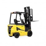 Electric 4-Wheel (48 V) Counter Balance Forklift Truck 2.2 - 3.5 tonnes