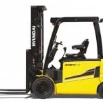 Electric 4-Wheel (80 V) Counter Balance Forklift Truck 2.2 - 3.5 tonnes