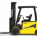 Electric 4-Wheel (80 V) Counter Balance Forklift Truck 2.2 - 3.5 tonnes
