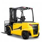 Electric 4-Wheel (80 V) Counter Balance Forklift Truck 4.0 - 5.0 tonnes