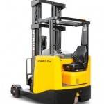 Electric Sit-On Reach Forklift Truck (48 V) 1.4 - 2.5 tonnes