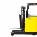 Electric Stand-On Reach Forklift Truck (48 V) 1.0 - 2.5 tonnes