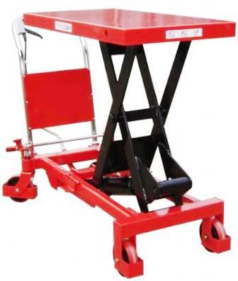 Heavy-Duty-Mobile-Scissor-Lift-Table