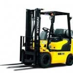 LP Gas 4-Wheel Counter Balance Forklift Truck 1.5 - 2.0 tonnes