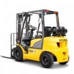 LP Gas 4-Wheel Counter Balance Forklift Truck 2.5 - 3.3 tonnes