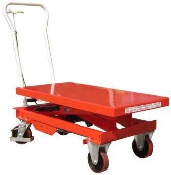 Mobile-Scissor-Lift-Table