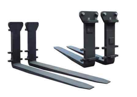 forklift roller fork