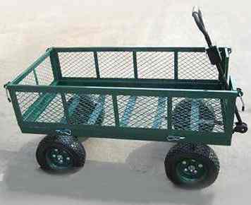 Small Garden Platform Trolley