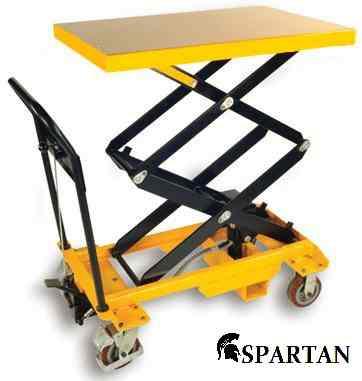 Heavy Duty Mobile Scissor Lift Tables