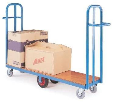 Cash & Carry Trolley