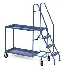 Mobile-Order-Picking-Trolley
