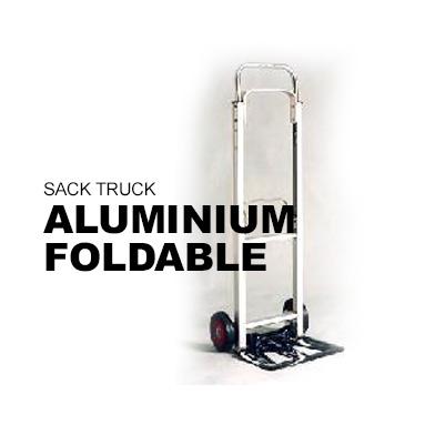 Aluminium Foldable Sack Truck