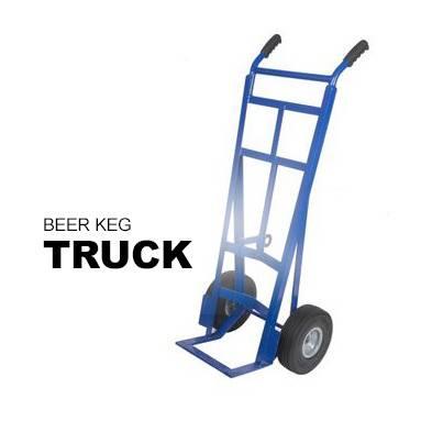 Beer Keg Truck