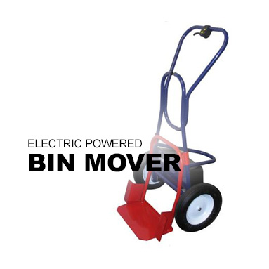 Electric Powered Bin Mover