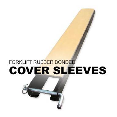 Rubber Bonded Cover Sleeves
