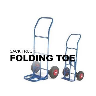 Sack Truck Folding Toe