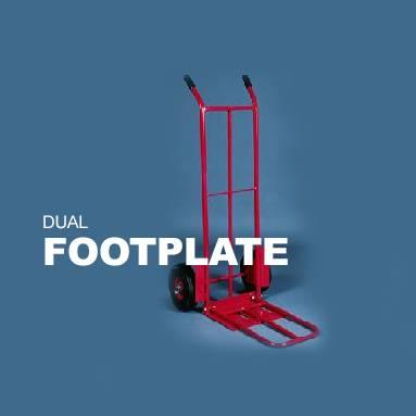 Dual Footplate Sack Truck
