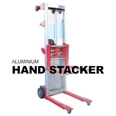 Aluminium Hand Stacker